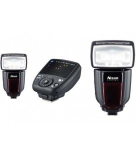 NISSIN KI 2 DI700A SONY 2FLASHES + TRANSMITTER AIR 1