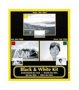 COKIN WP-H220B FILTRO BLANCO Y NEGRO SERIE P