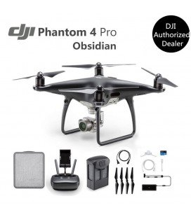 DJI PHANTOM PRO PLUS OBSIDIAN EDTICION 4K