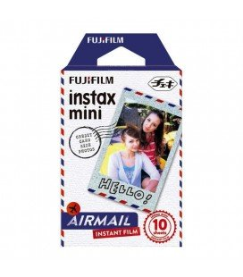 FUJIFILM INSTAX MINI  AIRMAIL -10 FOTOS
