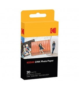 KODAK ZINK PHOTO PAPER 20 SHEETS