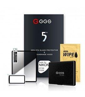 GGS 5E PROTECTEUR D'ÉCRAN & PARE-SOLEIL POUR CANON 5DSR/5DS/5DS/5DMKIII