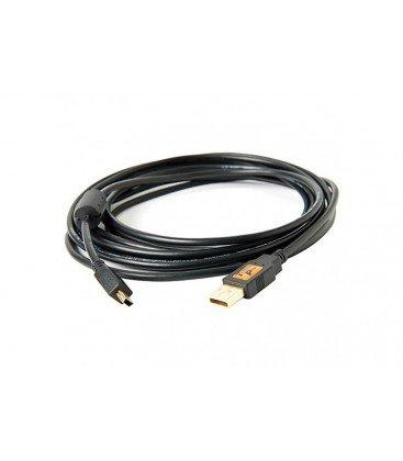 TETHERTOOLS CABLE MINI USB A USB 2.0 4,6M NEGRO