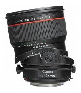 CANON TS-E 24MM f/3.5L II TILT SHIFT LENS PRO