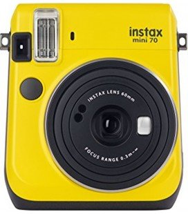 FUJIFILM INSTAX MINI 70  YELLOW CANARY