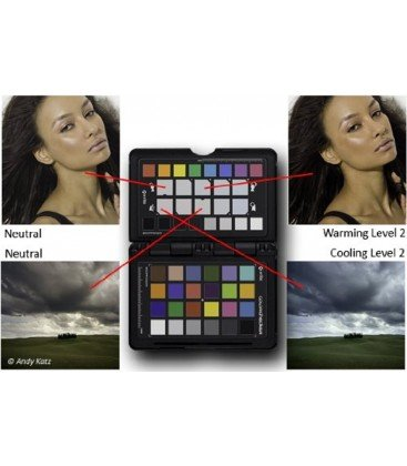 XRITE COLOR CHECKER PASSORT + GRATIS FOTO AFINITY