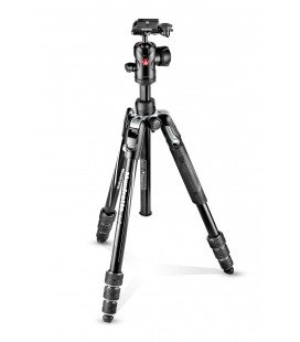 MANFROTTO BEFREE ADVANCED + ROTULA MKBFRLA4BKK