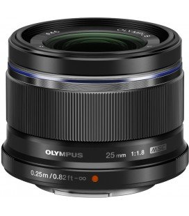 OLUMPUS M.ZUIKO ED25MM 1.8 BLACK