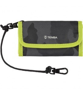 TENBA CARD COVER SD - SD9 - LIME