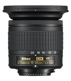 NIKON AF-P DX 10-20MM F4.5-5.6G VR