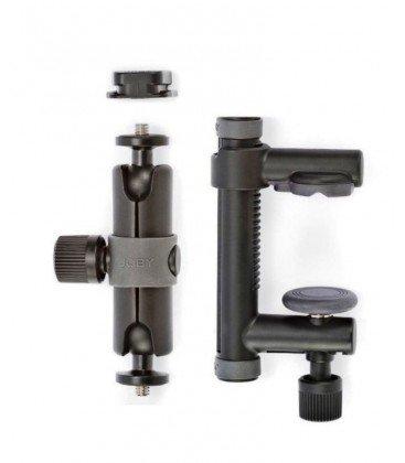JOBY FLASH CLAMP & LOCKING ARM JB01312- PINZA/BRAZO