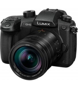 PANASONIC LUMIX GH5 BODY + LEICA12-60MMM f / 2.8-4.0 + 100 EUROS DIRECT CASHBACK