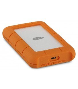 LACIE  4TB RUGGED MINI DISCO DURO PORTATIL