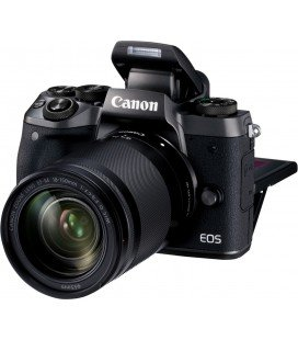CANON EOS M5 + EF-M 18-150MM f/3.5-6.3 IS STM + FREE 1 an VIP MAINTENANCE SERPLUS CANON