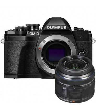 OLYMPUS OMD  E-M10 MARK III +14-42MM  3.5-5.6 II R - BLACK KIT