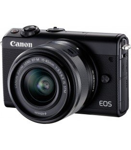 CANON EOS M100 + EF -15-45MM IS STM + FREE 1 YEAR MAINTENANCE VIP SERPLUS CANON