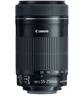 CANON EF-S 55-250 mm f/4.0-5.6 IS STM