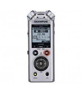 OLYMPUS LS-P1 ENREGISTREUR AUDIO 4 GO ARGENT