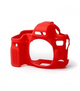 EASYCOVER PROTECTIVE COVER CANON EOS 6D MKII RED