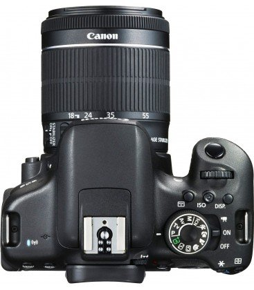 CANON EOS 750D + EF-S 18-55 IST STM