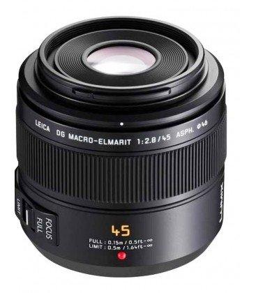 LEICA DG MACRO-ELMARIT 45mm / F2.8 ASPH. / MEGA O.I.S