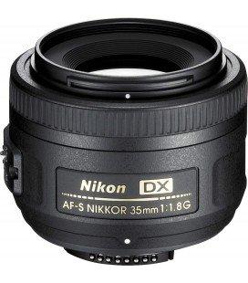 NIKON 35MMM f/1.8G AF-S AF-S DX NIKKOR
