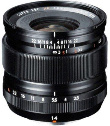 FUJIFILM FUJINON XF 14mmF2.8 R