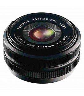 FUJIFILM FUJINON XF 18mmF2 R