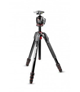 MANFROTTO MK190GOA4-BHX ALUMINIUM 4 SECTIONS