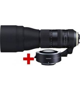 TAMRON SP 150-600mm F/5-6,3 Di VC USD G2 +1.4 TELECONVERSOR - KIT PER CANON