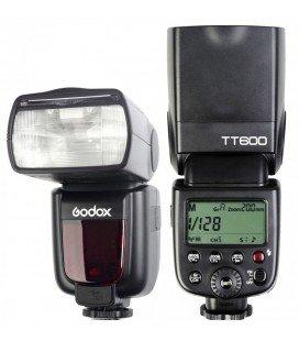 GODOX TT600 HSS GN 60 FLASH MANUEL + DIFFUSEUR