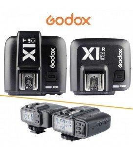 GODOX X1 TTC TTC HSS TRIGGER TRASMETTITORE-RICEVITORE PER NIKON