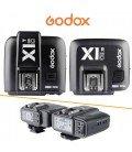 GODOX X1 TTC HSS TRIGGER TRANSMITTER-RECEIVER FOR NIKON