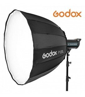 GODOX P12L SOFTBOX 120CMS CON MONTAJE BOWENS