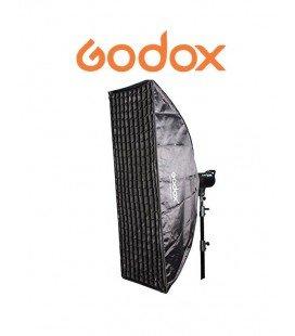 FENÊTRE GODOX  70X100CMS SB-FW7010100 SB + ADAPTATEUR BOWENS + GRILLE