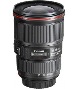 CANON EF 16-35mm f/4L IS USM + GRATIS 1 Jahr VIP Wartung SERPLUS CANON