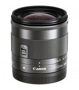 CANON EF-M 11-22 MM F / 4-5.6 È STM