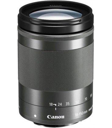 CANON EF-M 18-150mm f/3.5-6.3 IS STM + 1 ANNO GRATUITO SERPLUS CANON DI MANUTENZIONE VIP SERPLUS PER LA MANUTENZIONE VIP
