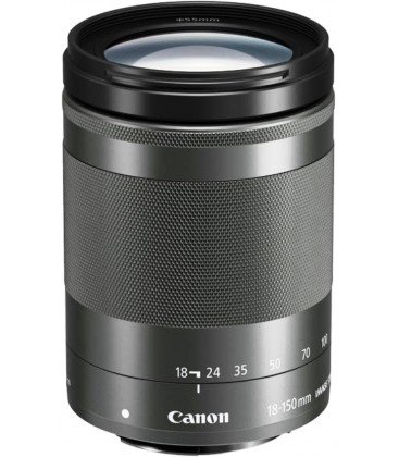 CANON EF-M 18-150mm f/3.5-6.3 IS STM + FREE 1 YEAR VIP MAINTENANCE SERPLUS CANON