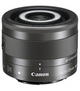 CANON EF-M 28 MM F / 3,5 Macro IS STM + 1 ANNO GRATUITO SERPLUS CANON VIP MAINTENANCE SERPLUS CANON