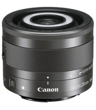 CANON EF-M 28 MM F / 3.5 Makro IS STM + GRATIS 1 Jahr VIP Wartung SERPLUS CANON