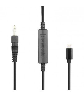 SARAMONIC LC-C35 CONNECTR 3.5MM A LIGHTNING IOS