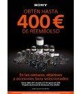 SONY ALPHA  A7S II CUERPO  + 100 EUROS REEMBOLSO DIRECTO DE SONY
