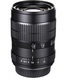 LAOWA 60MM F2.8 2X ULTRA MACRO CANON + UV FILTER