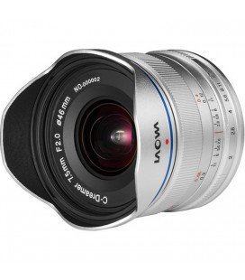 LAOWA 7.5MM F/2 MFT - VERSION STANDARD -PLATA