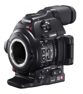 CANON EOS C100 MARK II DUAL PIXEL CINEMA CAMERA