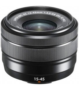 FUJIFILM  XC 15-45 mm fF/ 3.5-5.6 OIS PZ BLACK