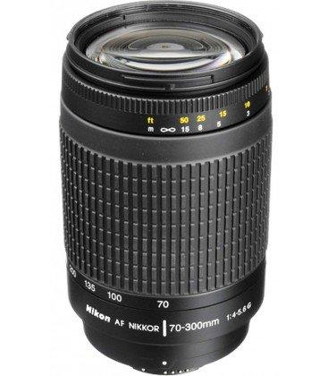 NIKON 70-300 mm f4-5.6 G AF