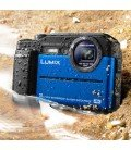 PANASONIC DMC-FT7 AQUATICA 31MTS. AZUL DC-FT7EG-A