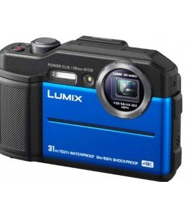 PANASONIC DMC-FT7 AQUATICA 31MTS. BLU DC-FT7EG-A